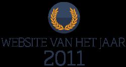 Website van het jaar 2011