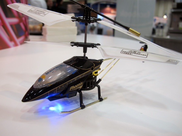 A Leaseweb Helicopter