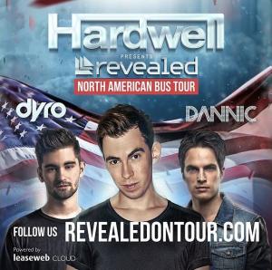 Hardwell_revealedontour