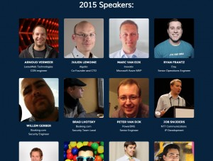 Speakers summit 2015