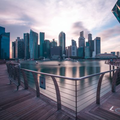 Leaseweb Singapour